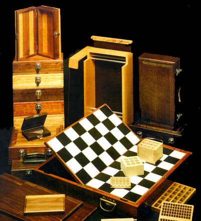 wooden boxs & products